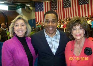 Rep Dina Titus, Earl and Rep Shelley Berkley