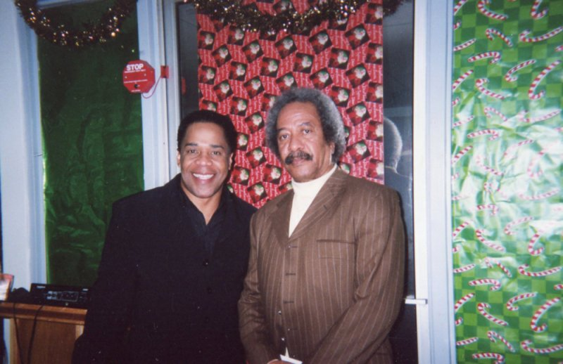 Earl and Allen Toussaint