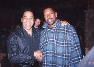Earl and Denzel Washington