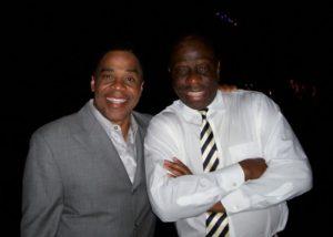 Earl and Jimmie Walker