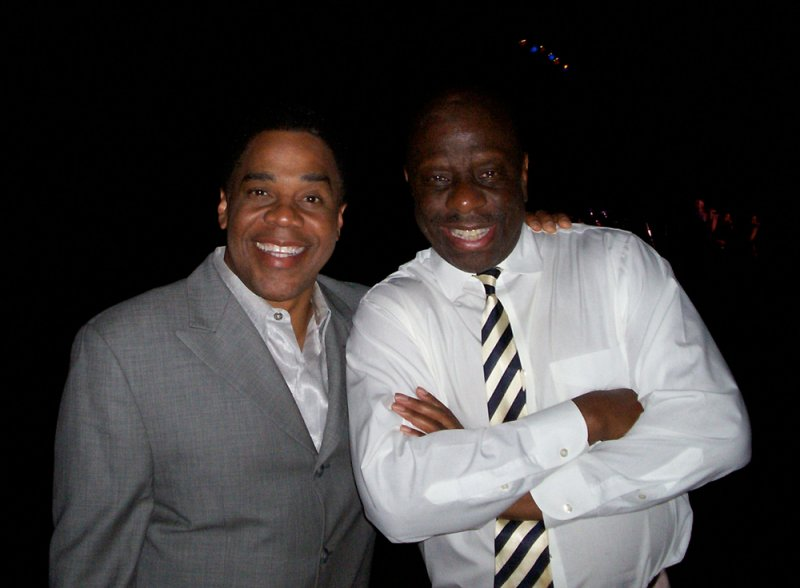 Earl and Jimmie Walker