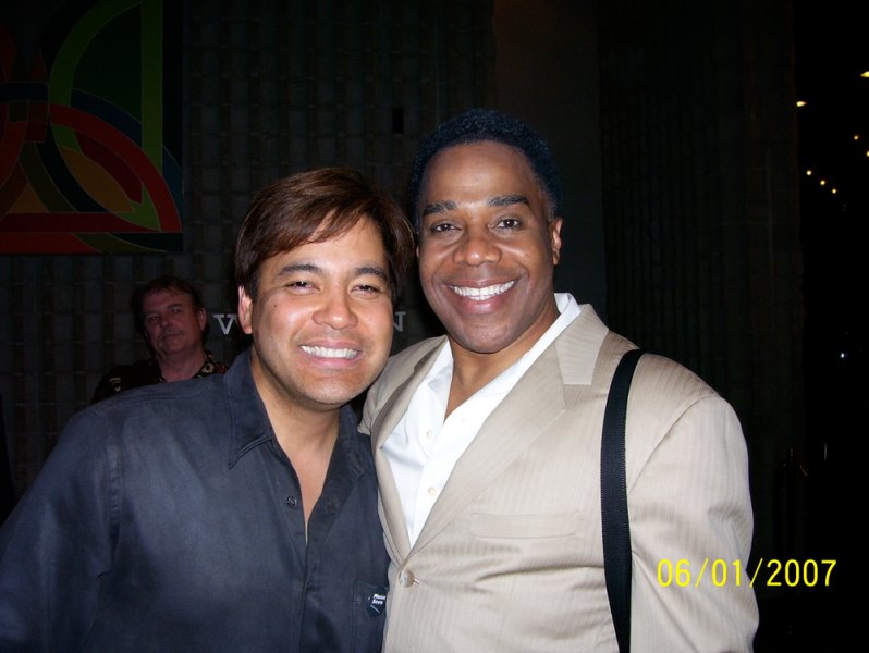 Earl and Martin Nievera