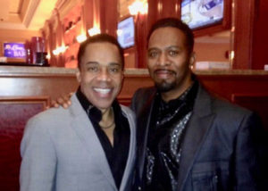 Earl and Singer Barrington Henderson