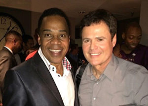 Earl and Donny Osmond