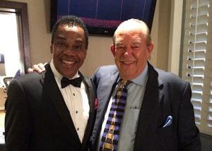 Earl and Robin Leach