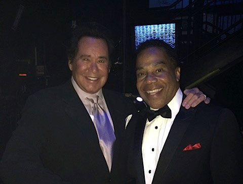 Earl and Wayne Newton