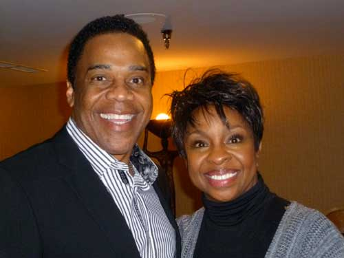 Earl and Gladys Knight