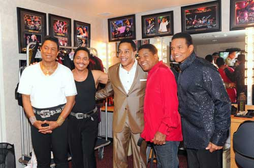 The Jackson's and Earl
