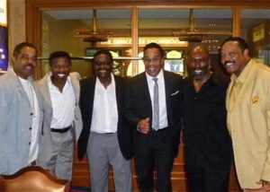 The Manhattans, Tony Tillman and Earl