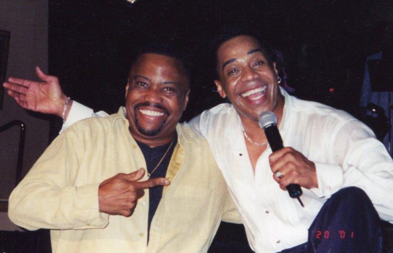 Earl and Cuba Gooding Sr