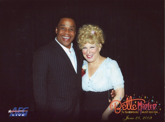 Earl and Bette Midler