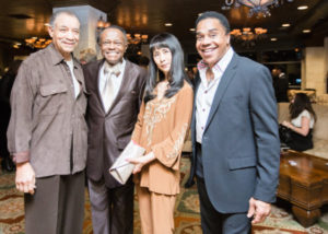 5th Dimension, Lamonte McLamore and Gregg Austin, Meiko McLamore and Earl