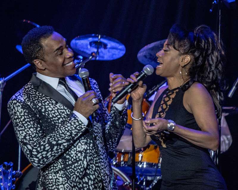 Earl and 'Vegas,The Show' Star Reva Rice