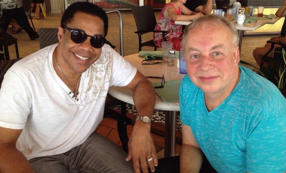 Earl and Comedian Jim David