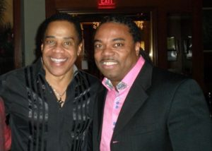 Earl and Comedian Miguel Washington