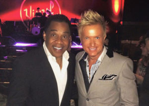Earl and Singer Chris Phillips (Zowie Bowie)